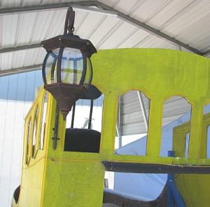 Stern Lantern