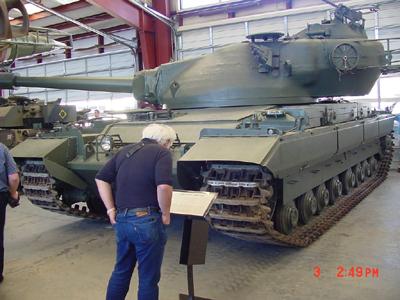 biggest military tank - photo #41